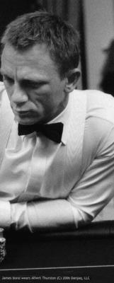 Bukseseler fra Albert Thurston brukes blant annet av James Bond i Casino Royale.