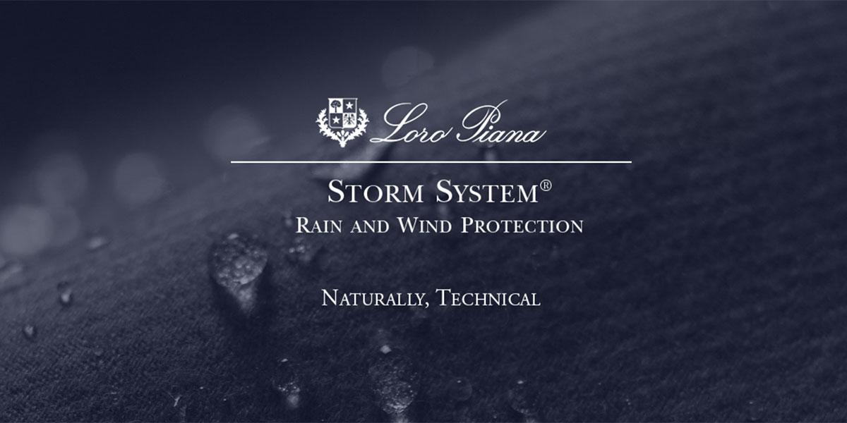 Loro Piana Storm System frakker