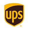 Menswear sender varene dine med UPS internasjonalt