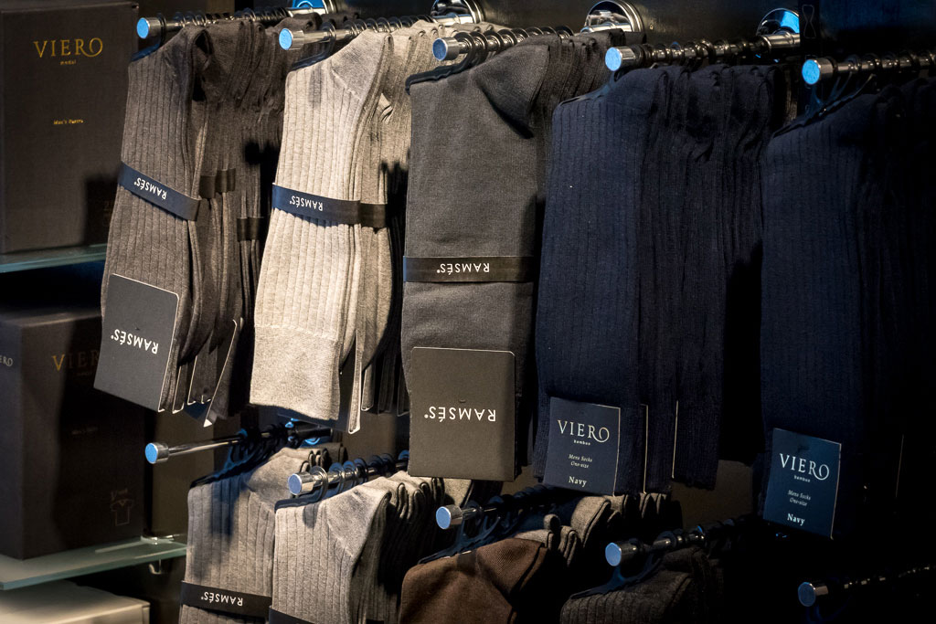 Dress, skjorter og slips hos Menswear Lysaker
