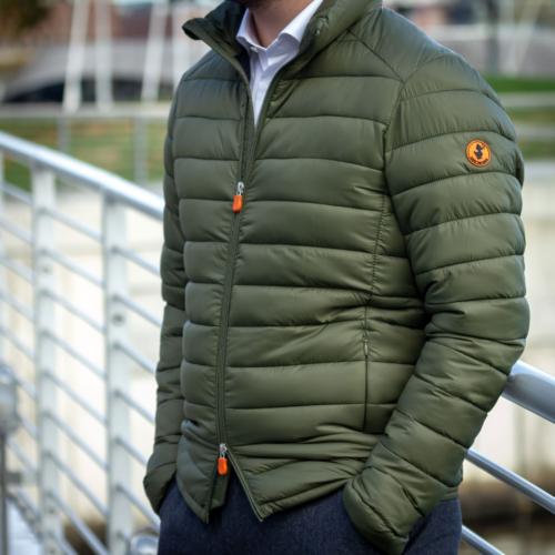 Save the Duck jakke får du nå hos Menswear Tjuvholmen
