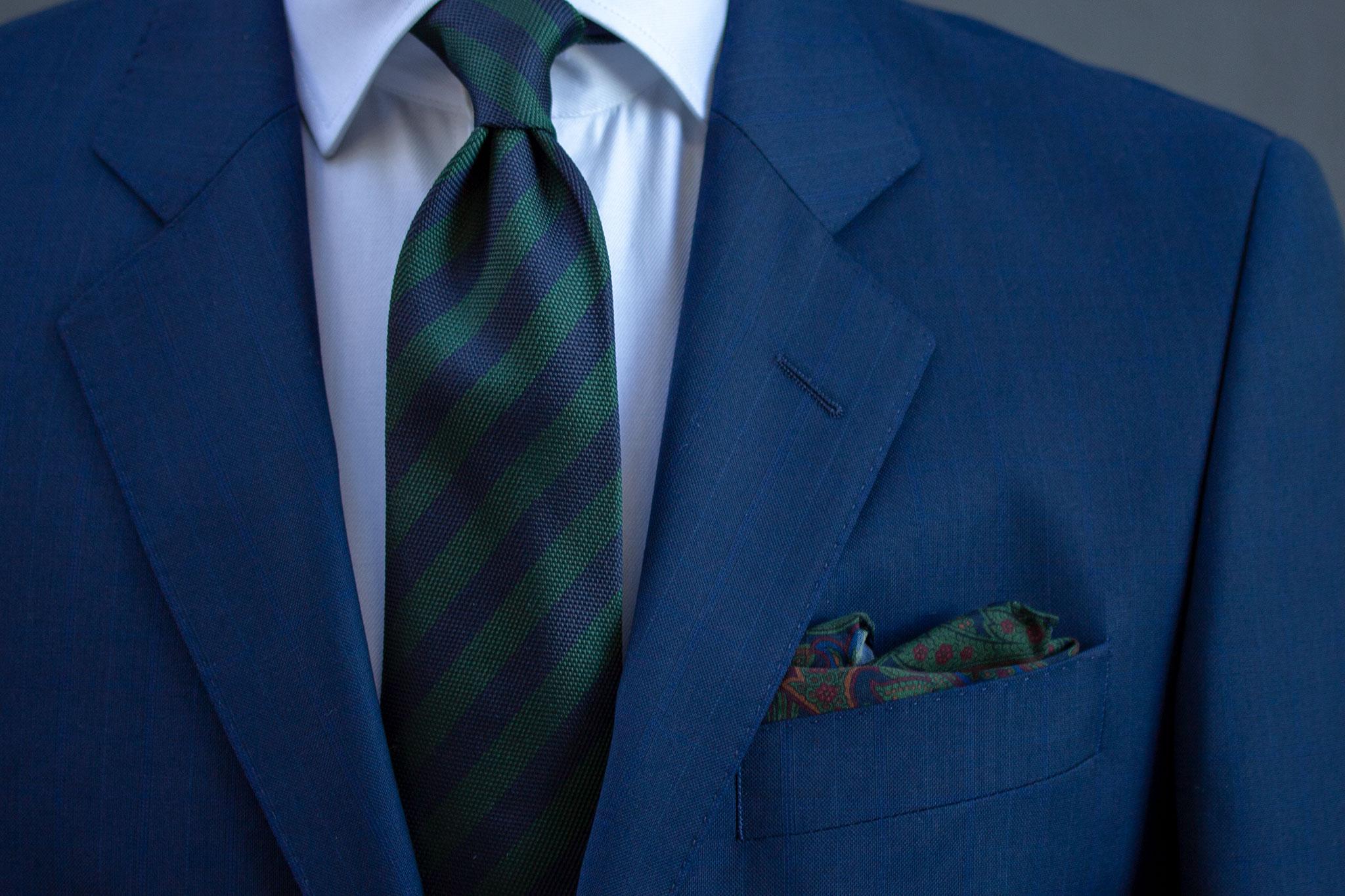 Ermenegildo Zegna Traveller fabric
