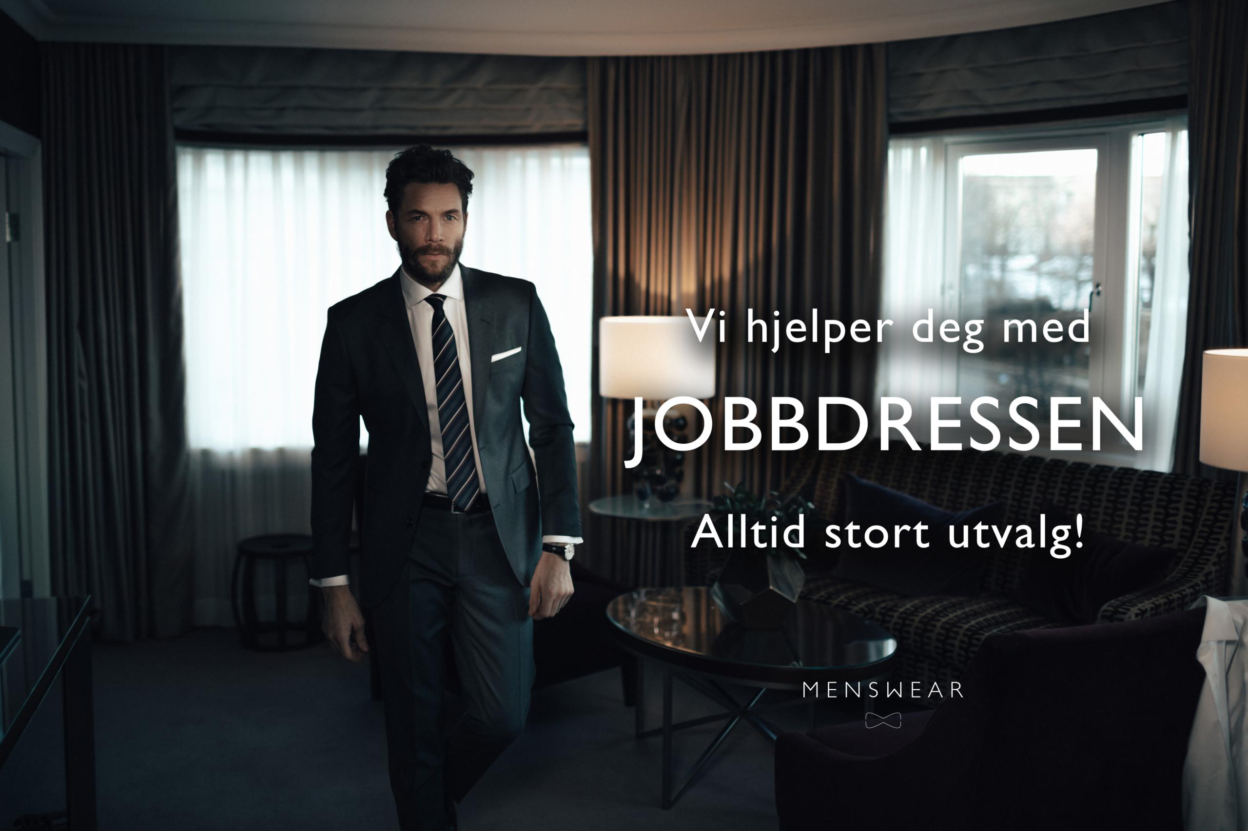 Dress til jobb Oslo