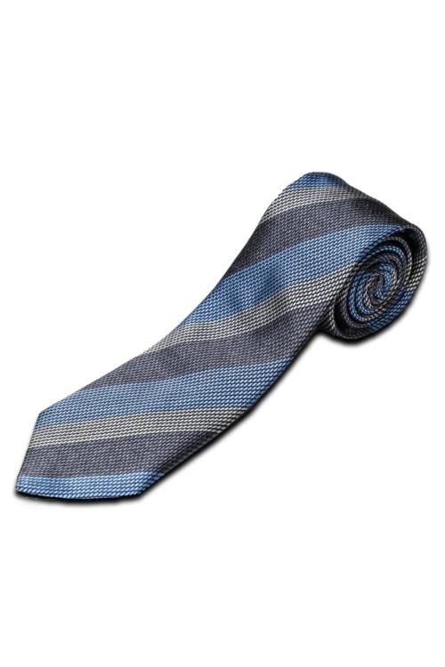 slips light blue stripes