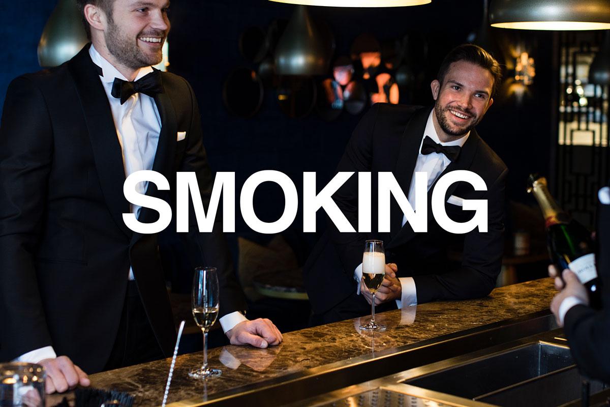 Smoking til bryllup og fest fra Viero Milano