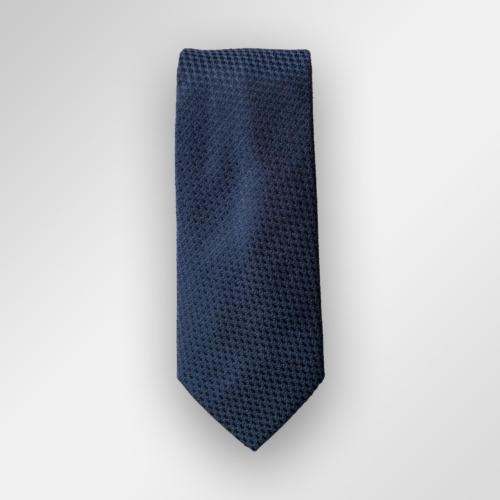 Navy ensfarget slips fra Viero Milano