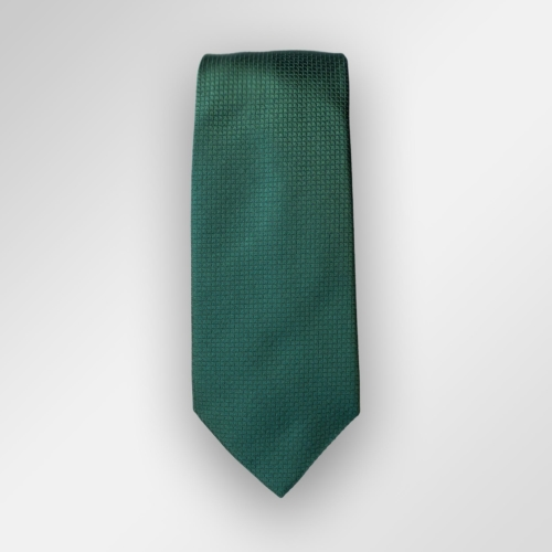 Grønt slips i silke fra Viero Milano