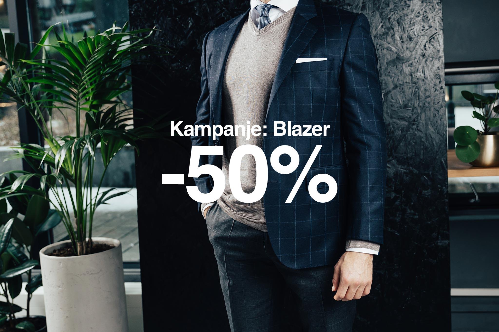 Salg på jakker og bukser