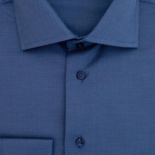 Mørkeblå skjorte fra Viero Milano