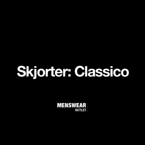 Outlet Classico skjorter